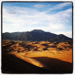 Great Sand Dunes, CO